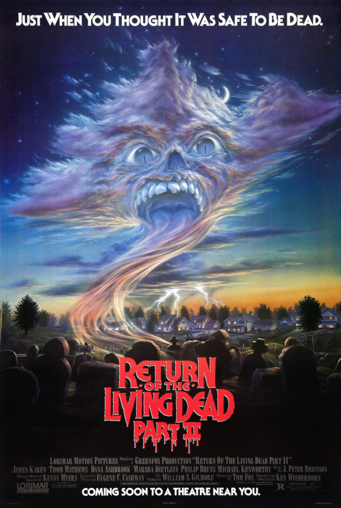 Return of the Living Dead Part II