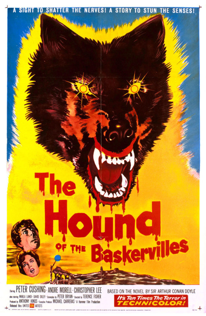Th Hound of the Baskervilles