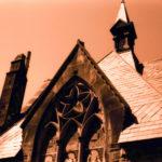 Glendale Cemetery chapel