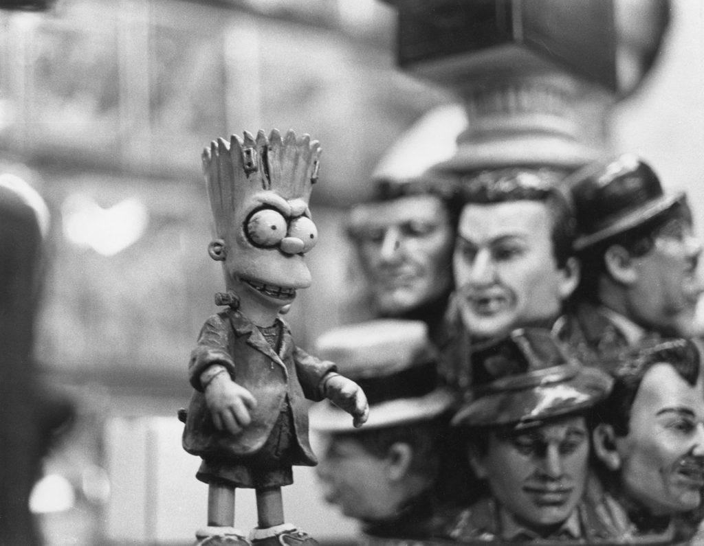 Bart doll