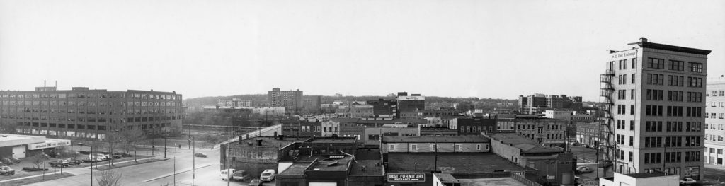 Akron panorama