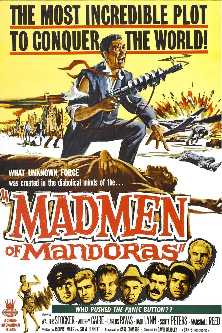 Madmen of Mandoras