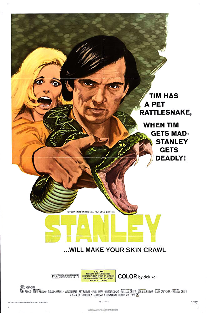 Stanley movie poster