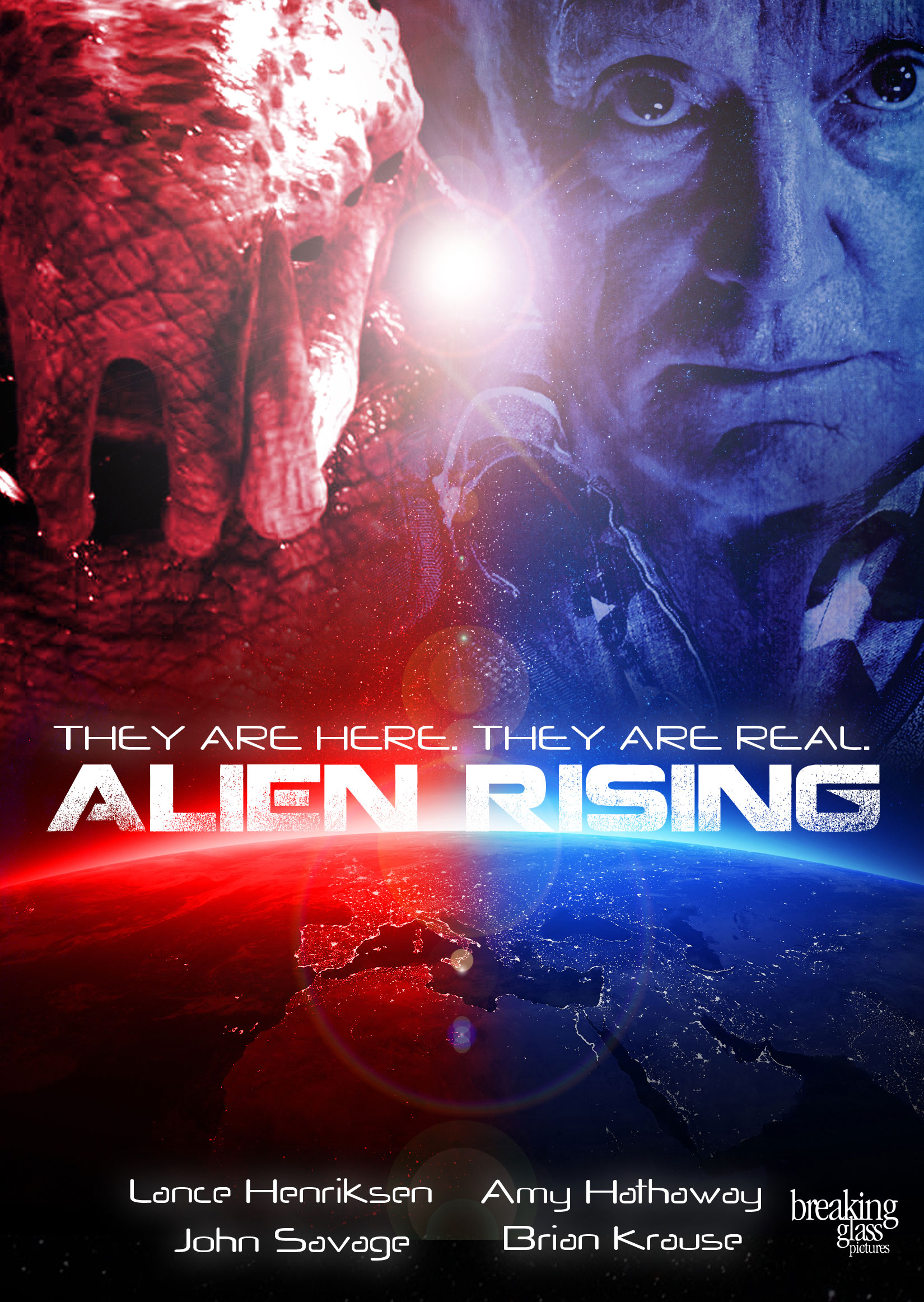 Alien Rising movie poster