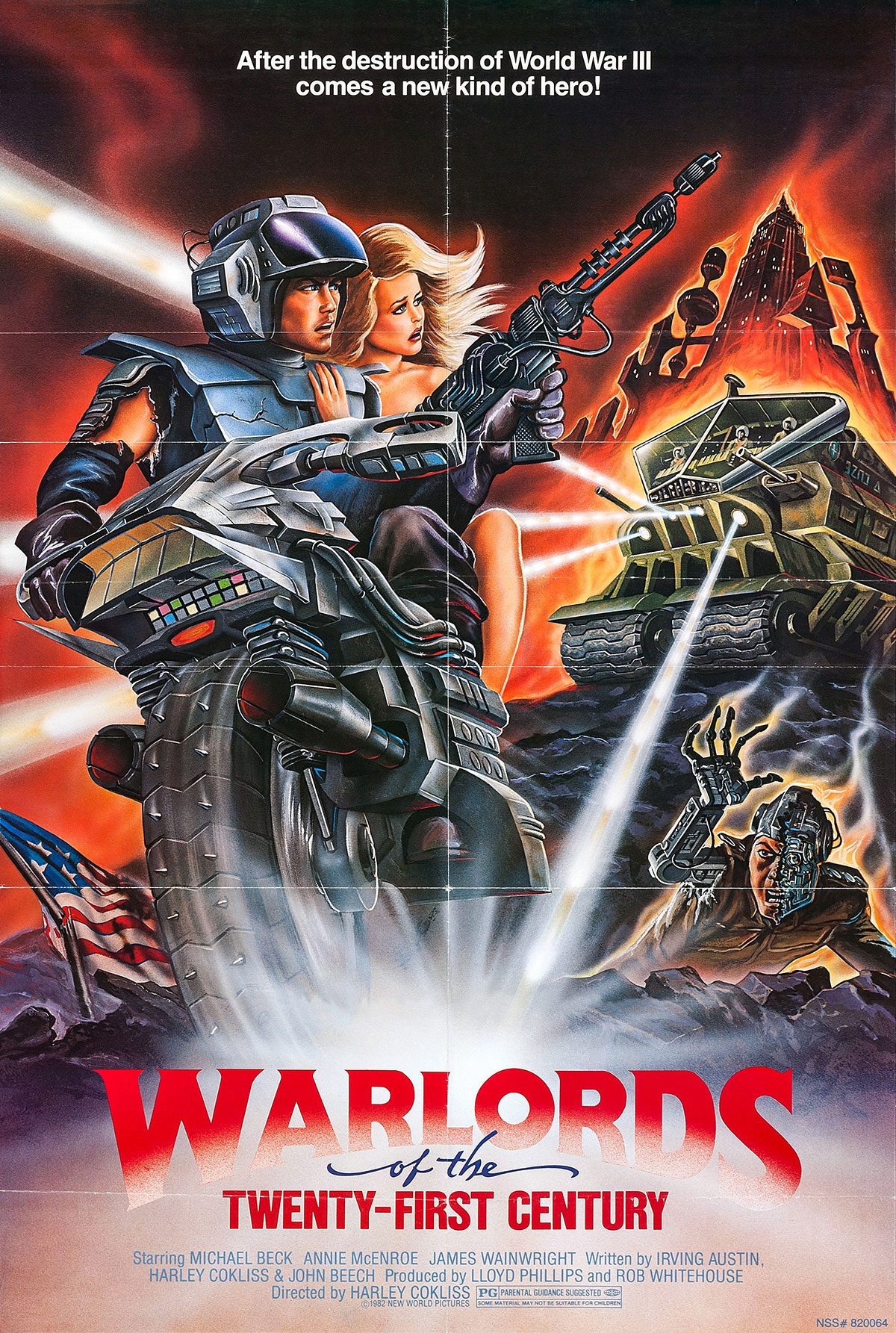 Battletruck movie poster