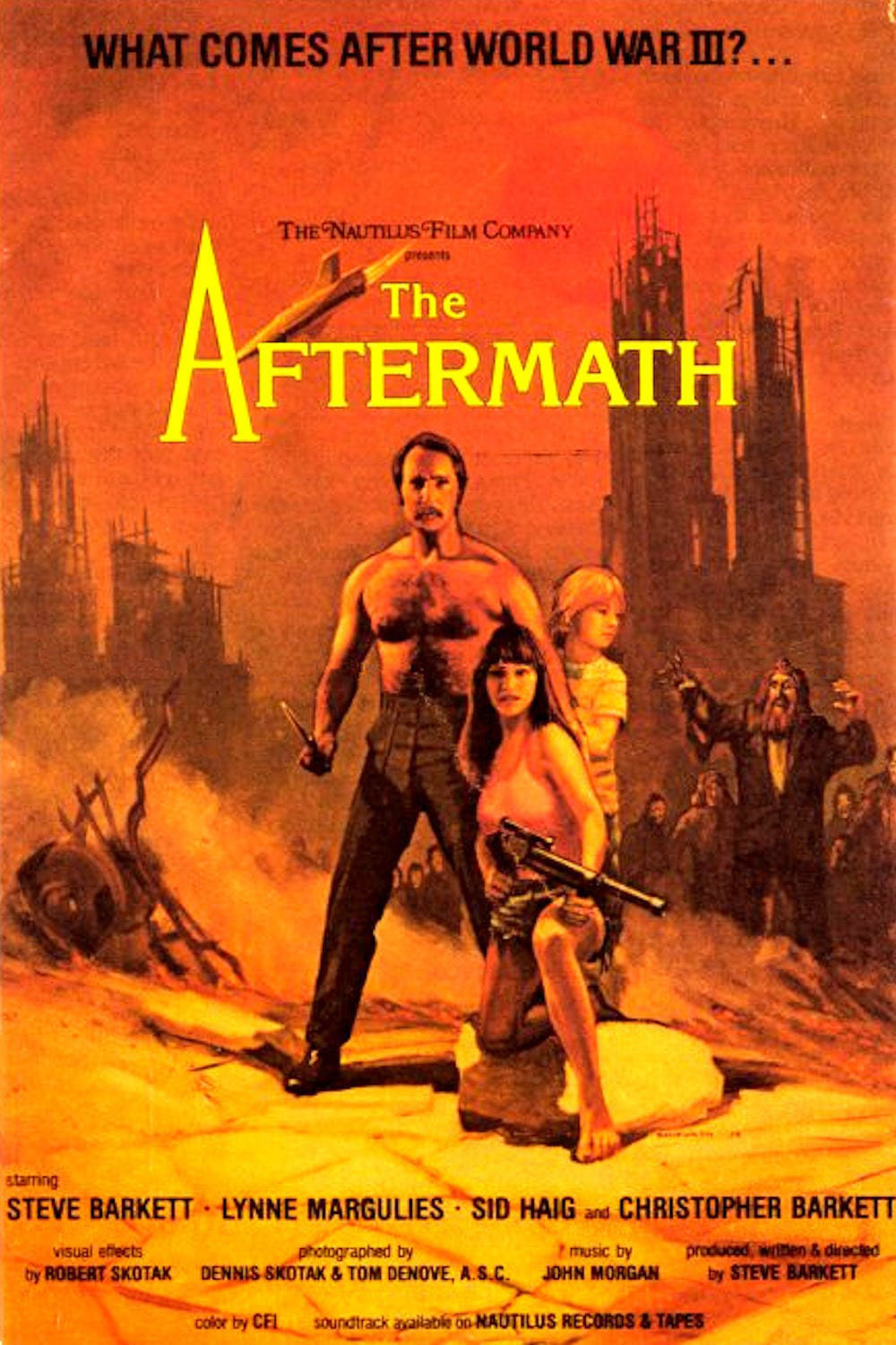 The Aftermath (1982) movie poster