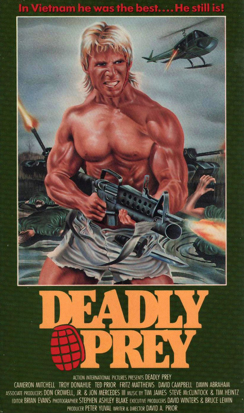 Deadly Prey movie poster