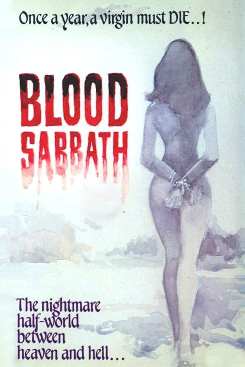 Blood Sabbath movie poster