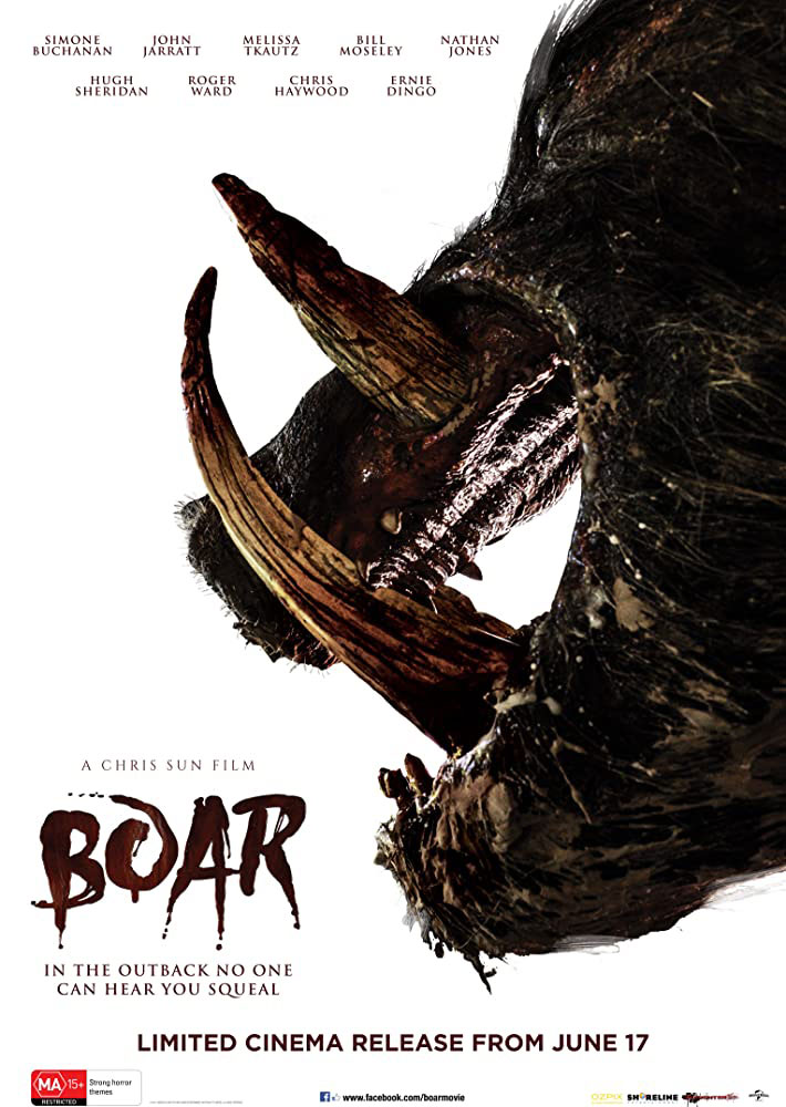 Boar movie poster