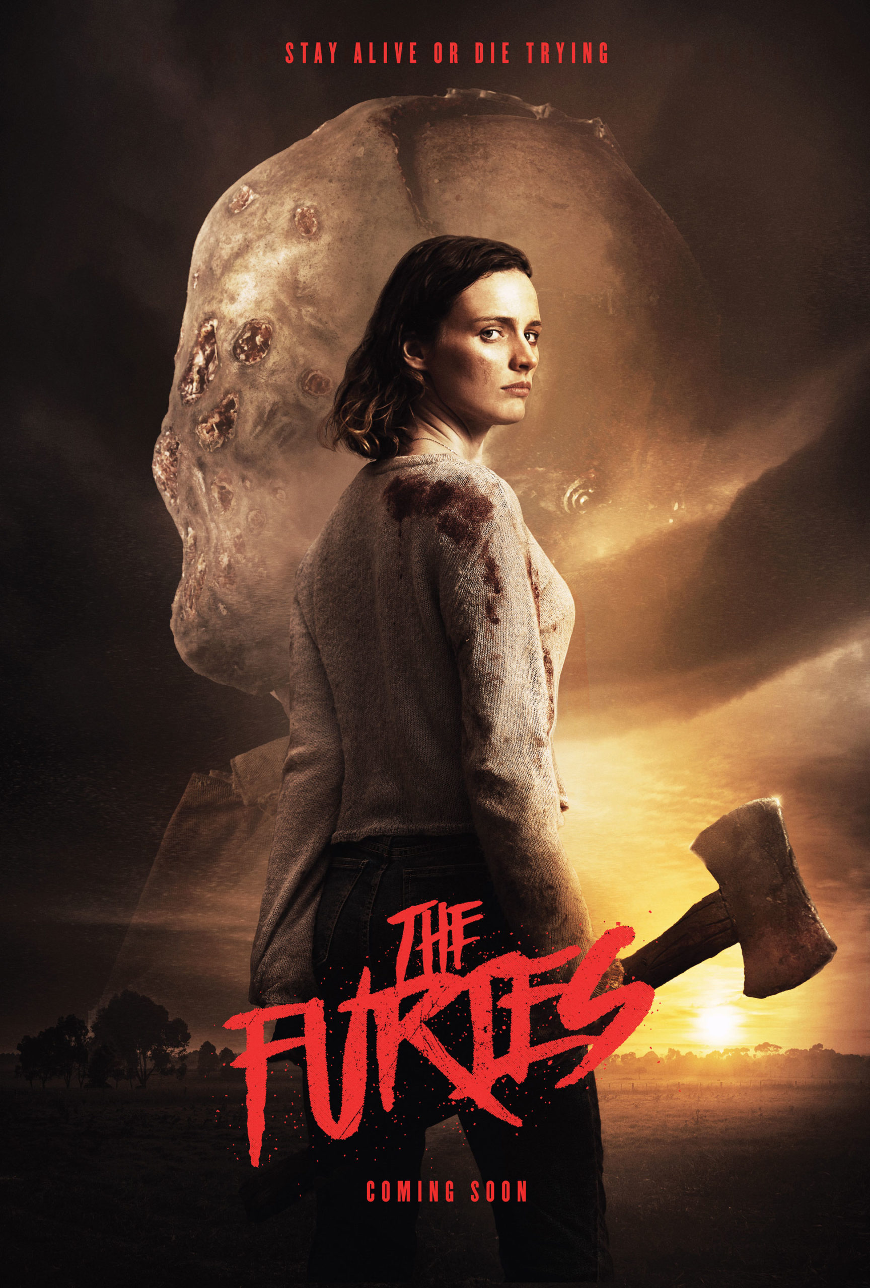 The Furies 2019 movie poster