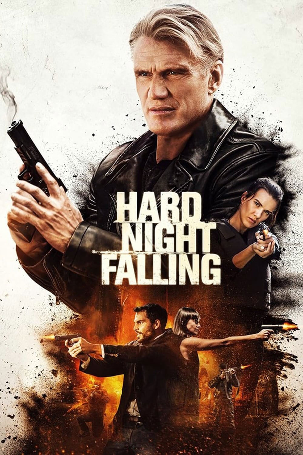 Hard Night Falling movie poster
