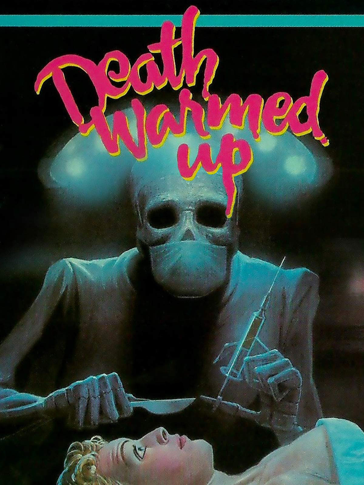 Death Warmed Up movie poster
