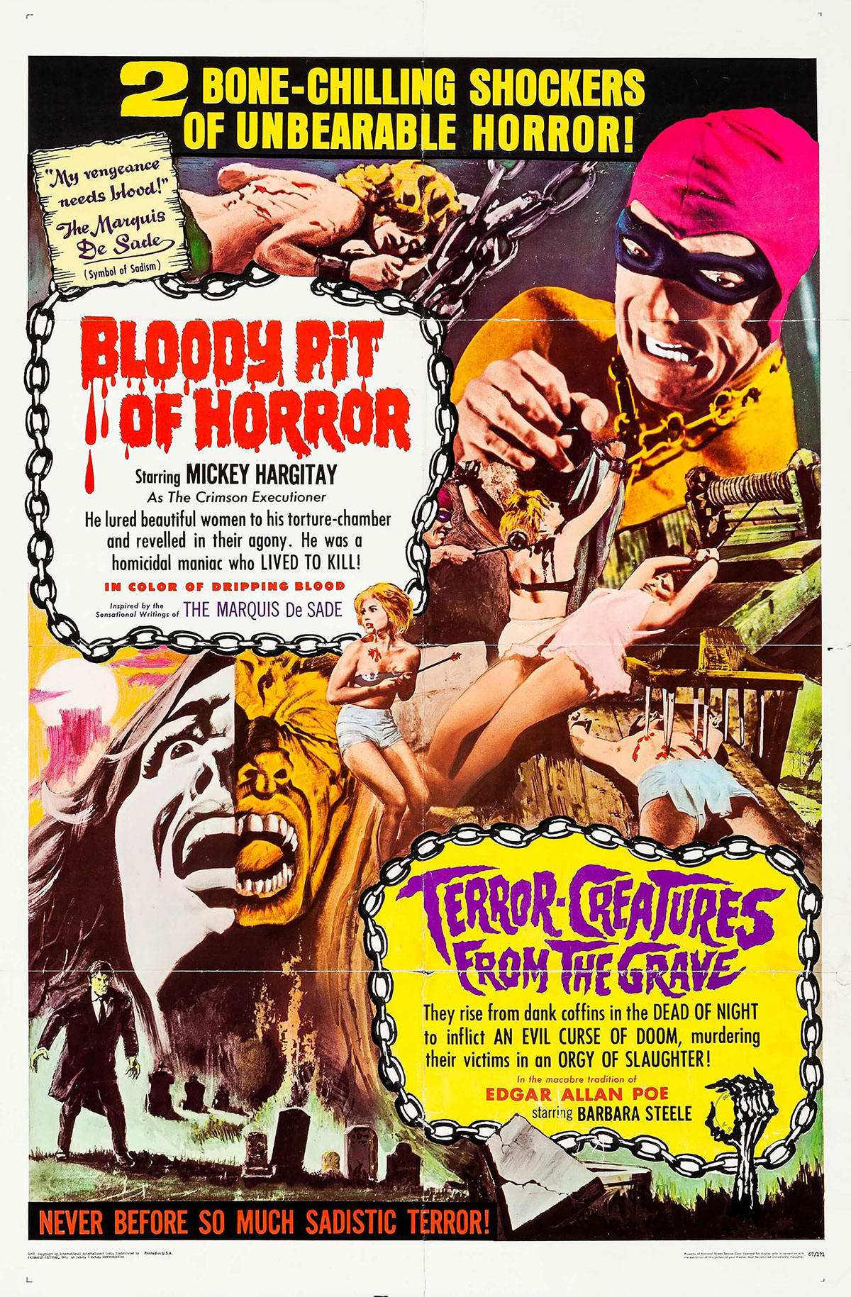 Terror-Creatures from the Grave movie poster
