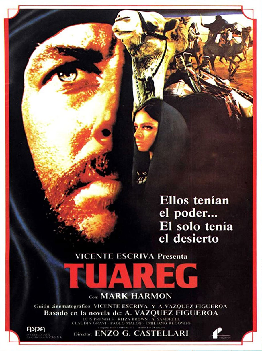 Tuareg: The Desert Warrior movie poster