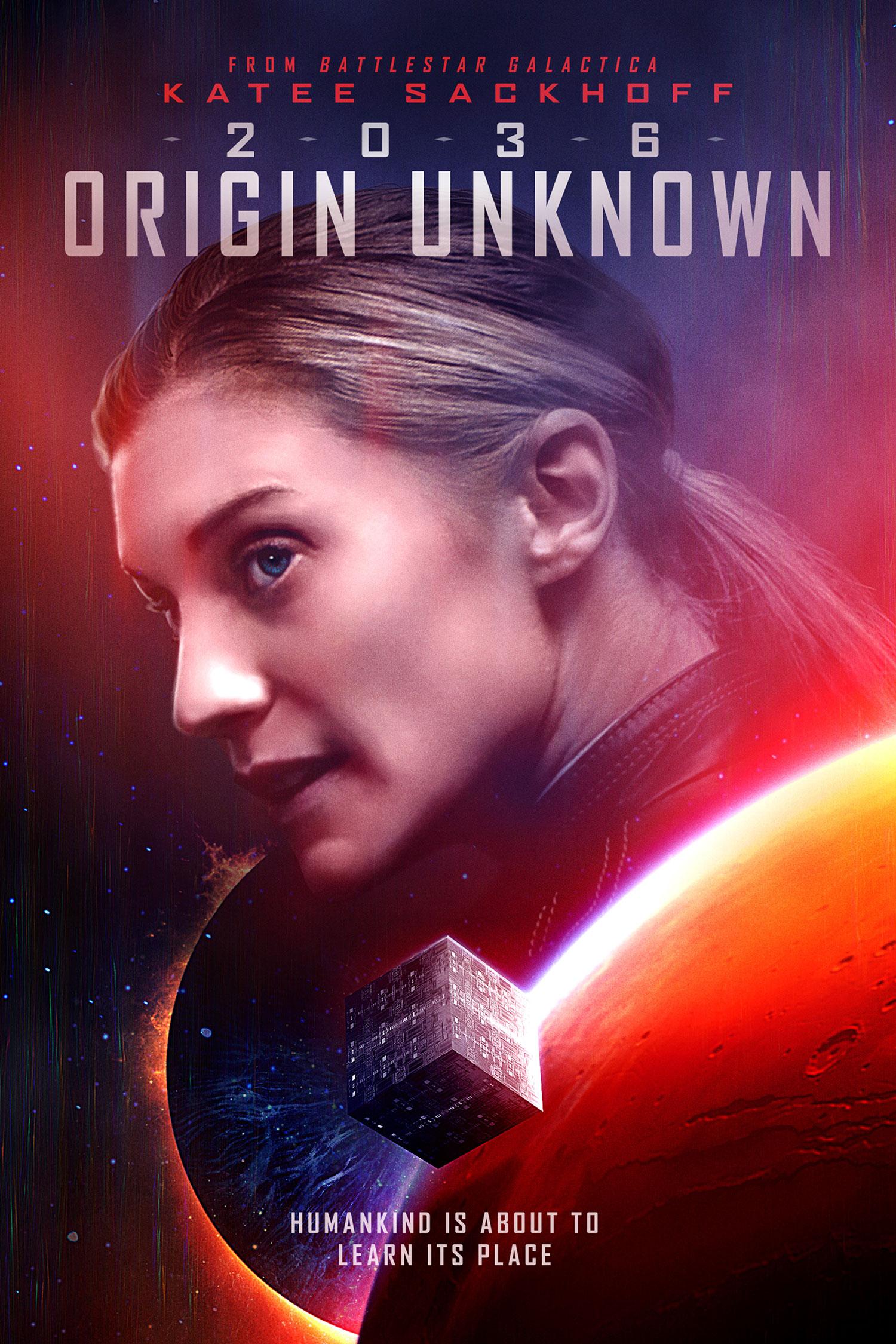 2036 Origin Unknown movie poster