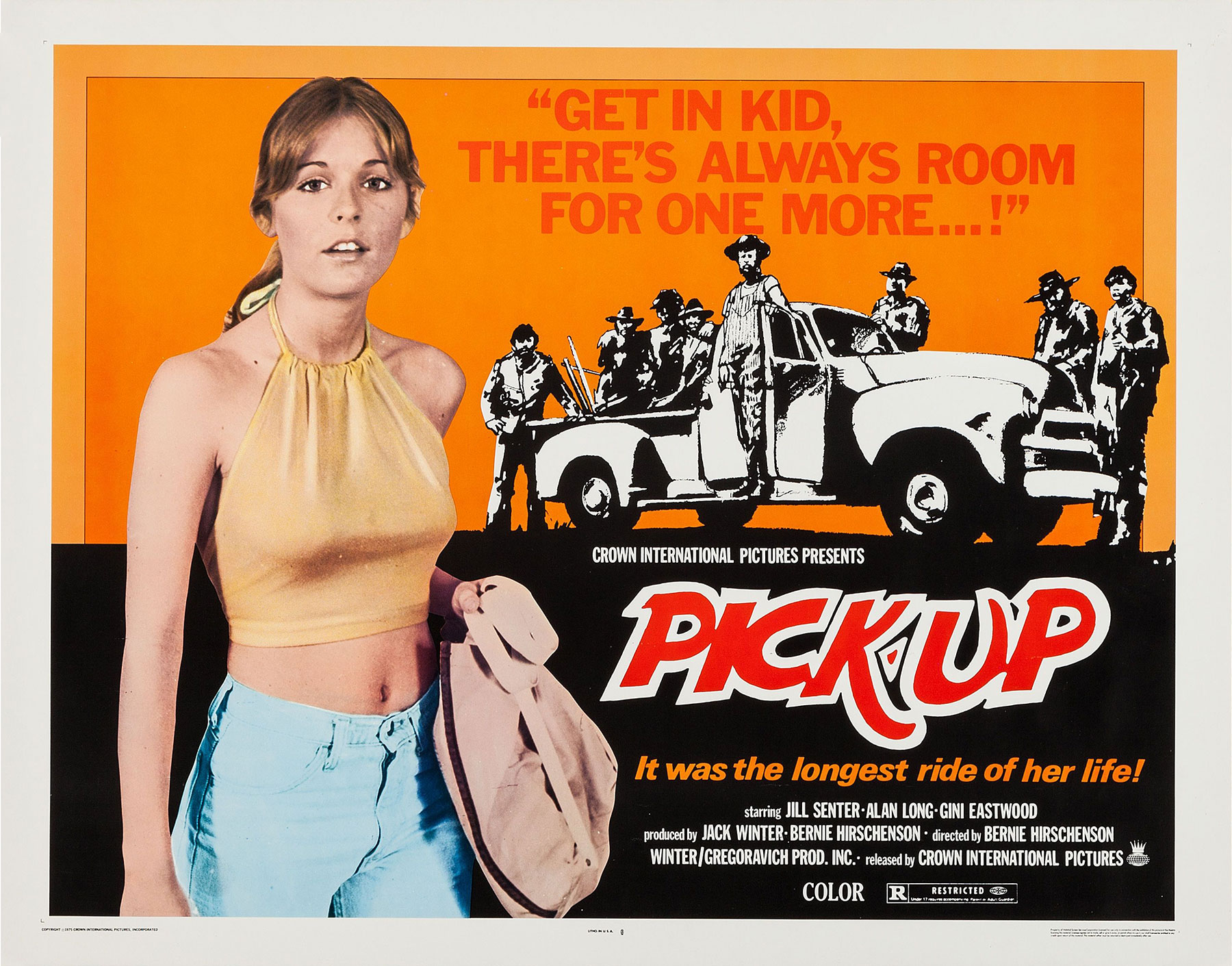 Pick-up movie poster