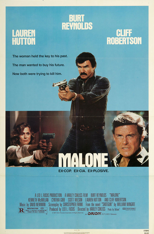 Malone movie poster