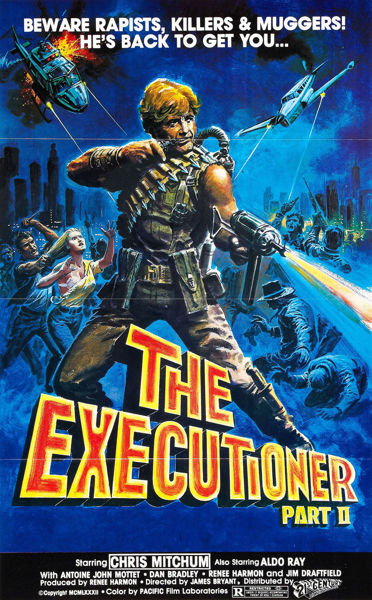 The Executioner, Part II movie poster