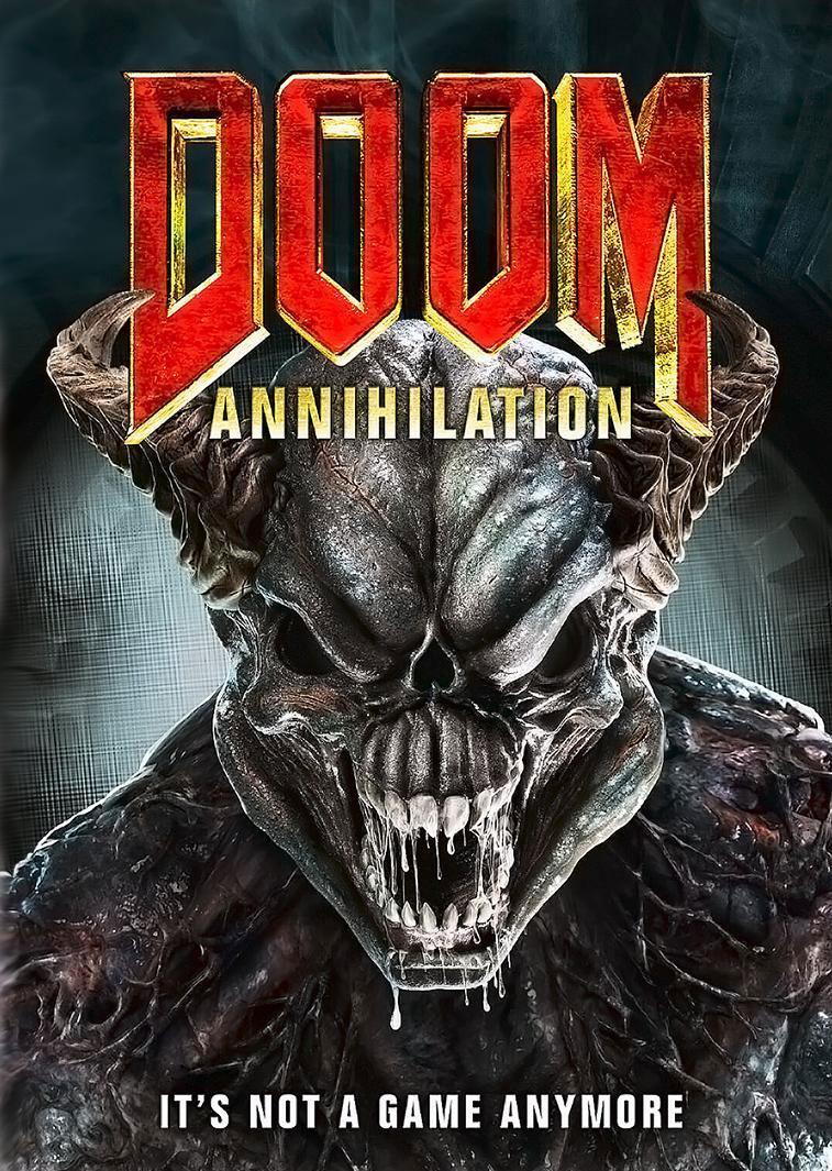 Doom: Annihilation movie poster
