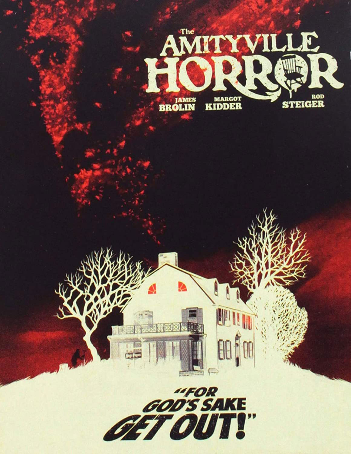 The Amityville Horror 1979 poster