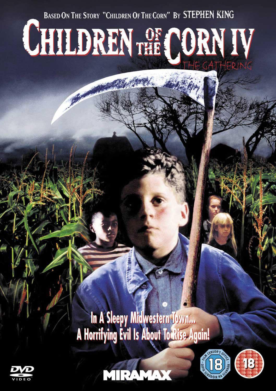 Children of the Corn IV: The Gathering DVD box