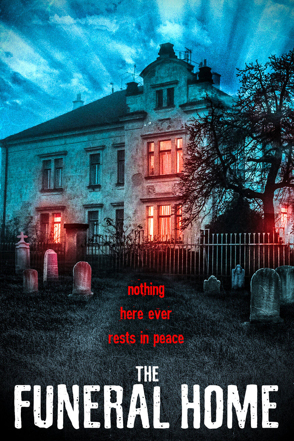 The Funeral Home movie poster